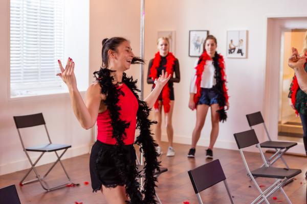 Workshop Burlesque in Dordrecht