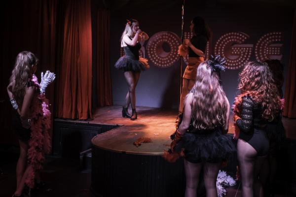 Workshop Burlesque in Dordrecht